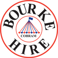 Bourke Hire logo