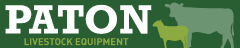 Paton Livestock Equipment logo