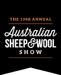 Australian Sheep & Wool Show 2016 logo
