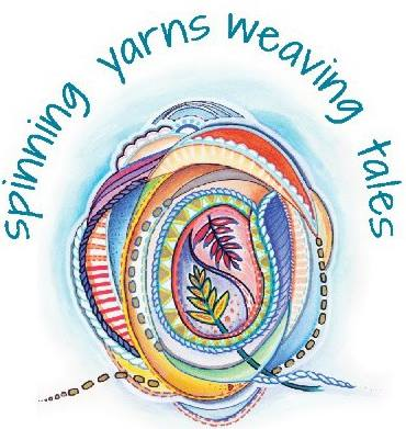 Spinning Yarns Weaving Tales